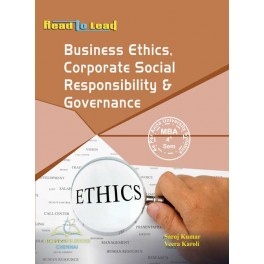 Business Ethics Corporate Social Responsibility & Governance