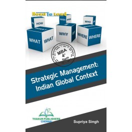 Strategic Management Indian Global Context