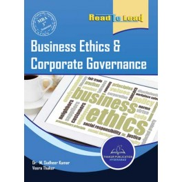 Business Ethics & Corporate Governance - Thakur Publication