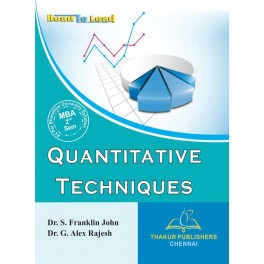 quantitative techniques Quantitative methods-research techniques used to analyze quantitative data-enable professionals to organize and understand numbers and, in turn, to make good decisions.