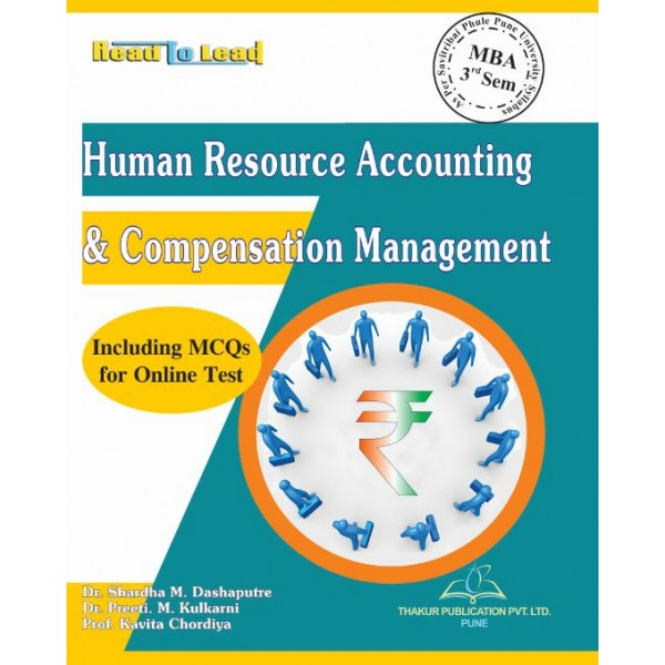 Human Resource Accounting & Compensation Management - Thakur Publishers