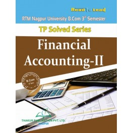 financial accounting ii Chapter 1: introducing financial accounting i importance of accounting ii revenue recognition principle.
