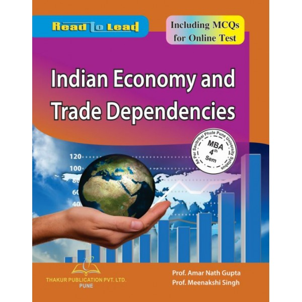 Indian Economy and Trade Dependencies - Thakur Publishers
