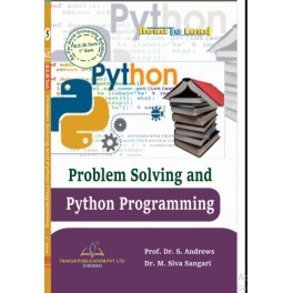 Problem Solving and Python Programming - Thakur Publishers