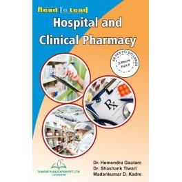 Hospital and Clinical Pharmacy (PCI, D PHARM, 2 Year)